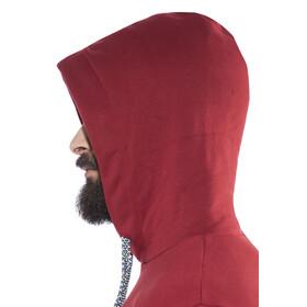 Edelrid Spotter Hoodie Men Vine Red
